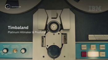 IBM Hybrid Cloud TV Spot, 'The Benefits of a Hybrid Cloud Approach' Featuring Timbaland - Thumbnail 1