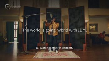 IBM Hybrid Cloud TV Spot, 'The Benefits of a Hybrid Cloud Approach' Featuring Timbaland - Thumbnail 9