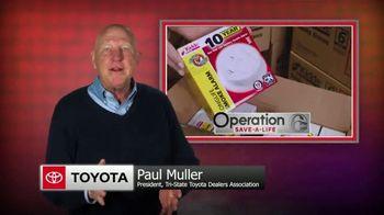 Toyota TV Spot, 'ABC 6 Philadelphia: Fire Safety' [T2] - Thumbnail 6