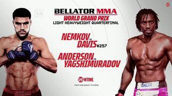 Showtime TV Spot, 'Bellator 257: Davis vs. Yagshimuradov' - Thumbnail 7