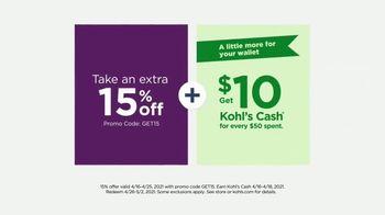 Kohl's Home Sale TV Spot, 'One Place to Go: Kohl's Cash' - Thumbnail 6