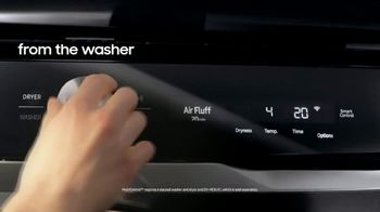 Samsung Home Appliances TV Spot, 'Control From the Washer' Song by The Blah Blah Blahs
