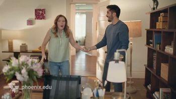 University of Phoenix TV Spot, 'Makeover'
