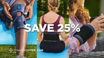 Tommie Copper TV Spot, 'Infrared and Red Light Therapy Devices: Save 25%' - Thumbnail 9