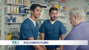 K12 TV Spot, 'Futuro: registrate hoy' [Spanish]