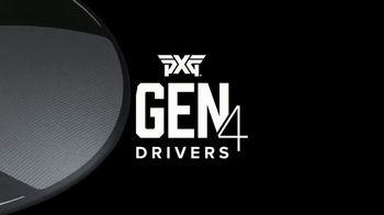 Parsons Xtreme Golf GEN4 Drivers TV Spot, '4 Reasons'