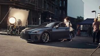 2021 Lexus IS TV Spot, 'The Whole Package' Featuring Trevor Jackson, Lovie Simone [T1] - 712 commercial airings