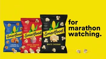 Smartfood TV Spot, '100% Committed to Marathon Watching' - Thumbnail 9
