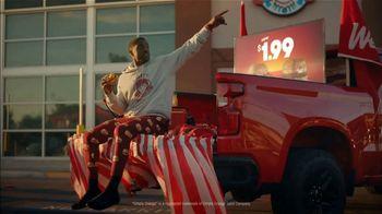 Wendy's TV Spot, 'Reggie Bush: Wendy's Breakfast Superfan'