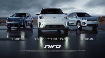 2021 Kia Niro EV TV Spot, 'Ends of the Earth' [T2]