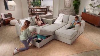 Lovesac Sactional TV Spot, 'Real Life'