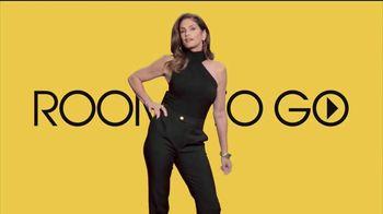Rooms to Go Cindy Crawford Colors TV Spot, 'Hazlo audaz' canción de Black Box [Spanish]