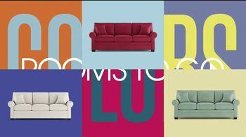 Rooms to Go Cindy Crawford Colors TV Spot, 'Hazlo audaz' canción de Black Box [Spanish] - Thumbnail 9