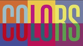 Rooms to Go Cindy Crawford Colors TV Spot, 'Hazlo audaz' canción de Black Box [Spanish] - Thumbnail 2