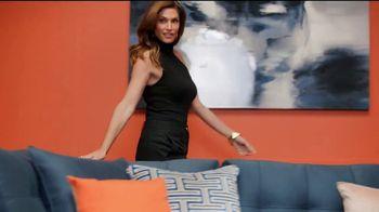 Rooms to Go Cindy Crawford Colors TV Spot, 'Hazlo audaz' canción de Black Box [Spanish] - Thumbnail 6