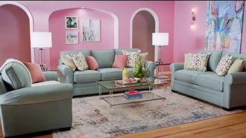 Rooms to Go Cindy Crawford Colors TV Spot, 'Hazlo audaz' canción de Black Box [Spanish] - Thumbnail 7