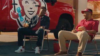 Wendy's Breakfast Croissants TV Spot, 'Unbelievable Breakfast Facts With Reggie Bush'