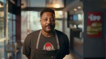 Wendy's Breakfast Croissants TV Spot, 'Unbelievable Breakfast Facts With Reggie Bush' - Thumbnail 1
