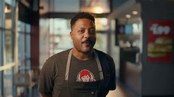 Wendy's Breakfast Croissants TV Spot, 'Unbelievable Breakfast Facts With Reggie Bush' - Thumbnail 2