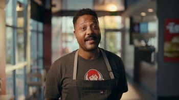 Wendy's Breakfast Croissants TV Spot, 'Unbelievable Breakfast Facts With Reggie Bush' - Thumbnail 4