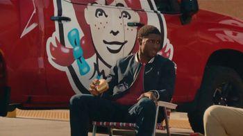 Wendy's Breakfast Croissants TV Spot, 'Unbelievable Breakfast Facts With Reggie Bush' - Thumbnail 7