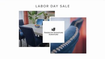 American Signature Furniture Labor Day Sale TV Spot, 'Chill Out, Get Rowdy, Get Together' - Thumbnail 3