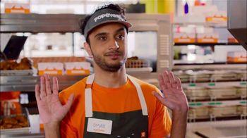 Popeyes Chicken Nuggets TV Spot, 'We Come In Piece: Rewards'