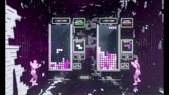 Tetris Effect Connected TV Spot, 'Tetris Like You've Never Seen or Heard It' Song by Hydelic - Thumbnail 6