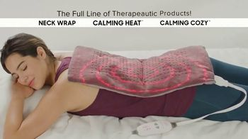 Calming Heat TV Spot, 'Relieve Aches and Pain'