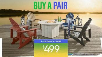 Rooms to Go Patio Labor Day Sale TV Spot, 'Outdoor Dining Sets, Seating and More' - Thumbnail 5
