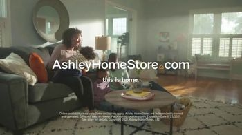 Ashley HomeStore Labor Day Preview Sale TV Spot, 'Family Breakfast: Up to 30% Off' - Thumbnail 6