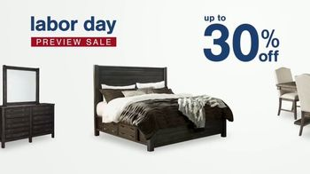 Ashley HomeStore Labor Day Preview Sale TV Spot, 'Family Breakfast: Up to 30% Off' - Thumbnail 3