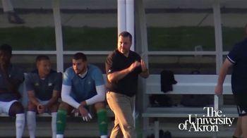 The University of Akron TV Spot, 'Men's Soccer Team' Featuring Matt Kaulig