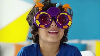 Googly Eyes Spin TV Spot, 'Make Your Head Spin'
