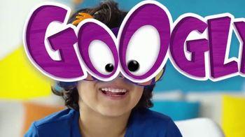 Googly Eyes Spin TV Spot, 'Make Your Head Spin' - Thumbnail 1