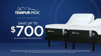 Tempur-Pedic TV Spot, 'Transformative Sleep: $700 on Adjustable Sets' - Thumbnail 8