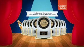 Consumer Cellular TV Spot, 'Gator Trap' - Thumbnail 9