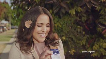 Jenny Craig Rapid Results Max TV Spot, 'Leaf Jump'