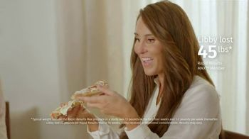 Jenny Craig Rapid Results Max TV Spot, 'Shop Window'
