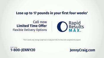 Jenny Craig Rapid Results Max TV Spot, 'Shop Window' - Thumbnail 10