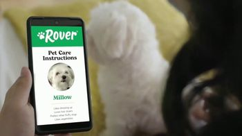 Rover.com TV Spot, 'Real Pet Parent Care Instructions' - Thumbnail 4