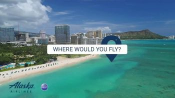 Alaska Airlines TV Spot, 'Where Would You Fly: Los Angeles' - Thumbnail 2