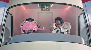 Hot Pockets TV Spot, 'Brain'