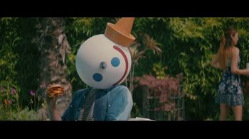 Jack in the Box BBQ Bacon Double Cheeseburger Combo TV Spot, 'Cannonball: $6.49' Ft. King Bach