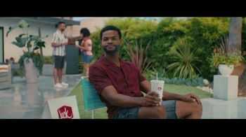 Jack in the Box BBQ Bacon Double Cheeseburger Combo TV Spot, 'Cannonball: $6.49' Ft. King Bach - Thumbnail 2
