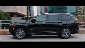 Jeep Grand Cherokee L TV Spot, 'Wildly Civilized' [T1] - Thumbnail 5