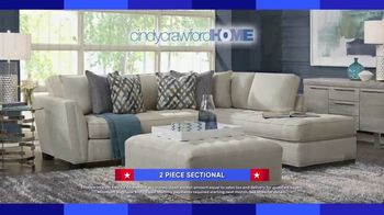 Rooms to Go Labor Day Sale TV Spot, '2-Piece Sectional' - Thumbnail 2