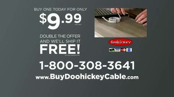 Doohickey Magnet Cable Organizer TV Spot, 'Neat and Tidy' - Thumbnail 10