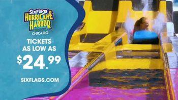 Six Flags Hurricane Harbor TV Spot, 'Don't Let Summer Slip Away' - Thumbnail 9