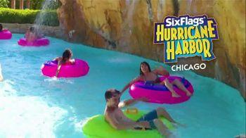Six Flags Hurricane Harbor TV Spot, 'Don't Let Summer Slip Away' - Thumbnail 3